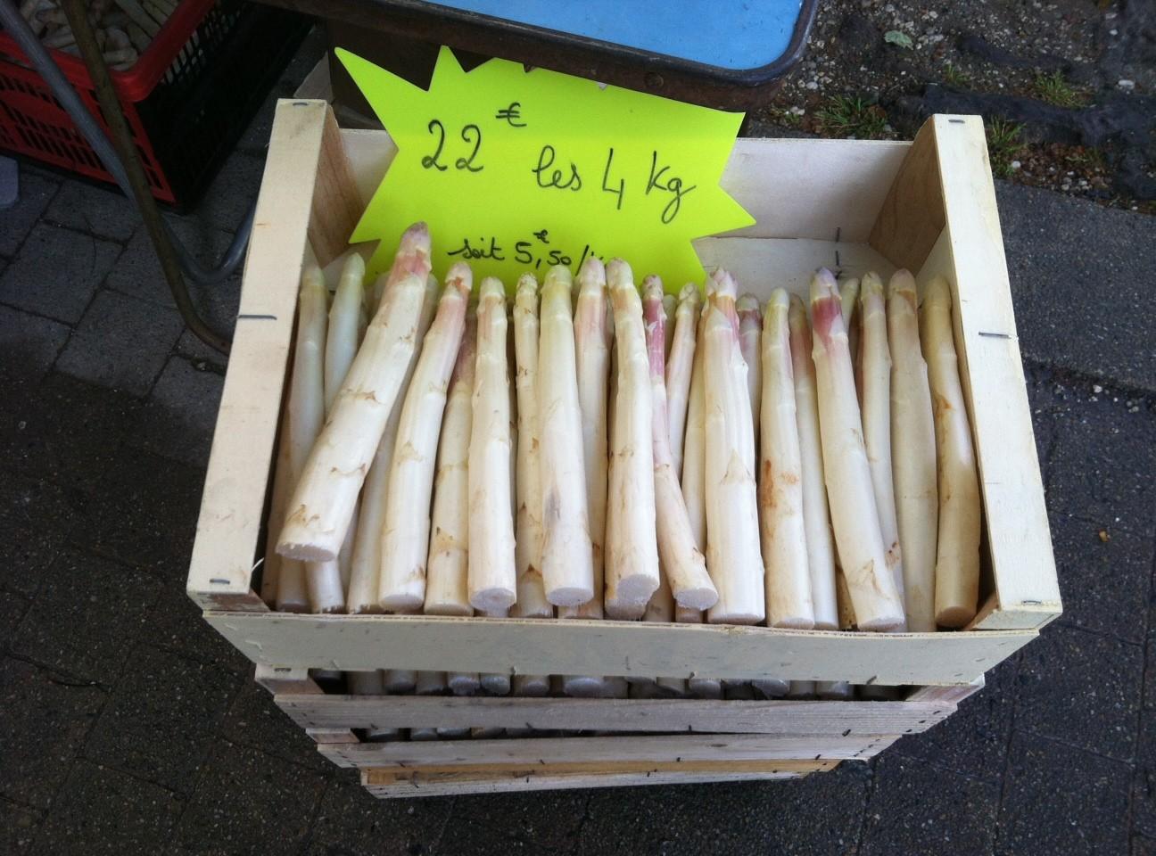 Blaye asparagus