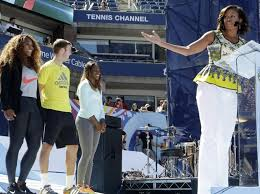 Serving Up Secret Service, Michelle Obama and Tennis…