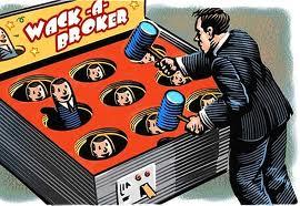 whack a broker