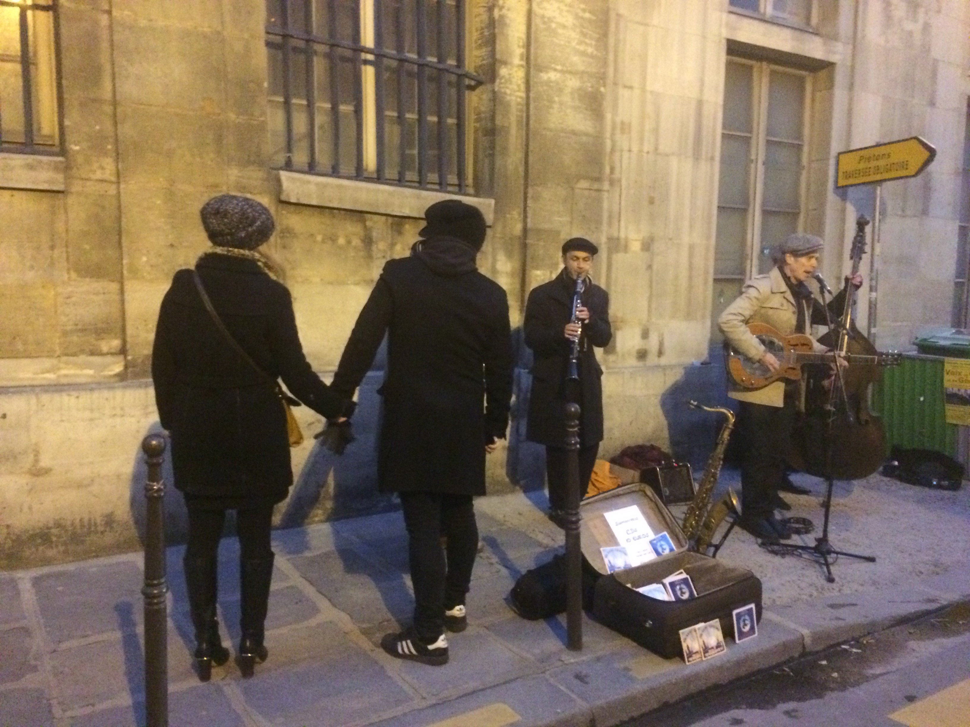 Jazz in the Marais