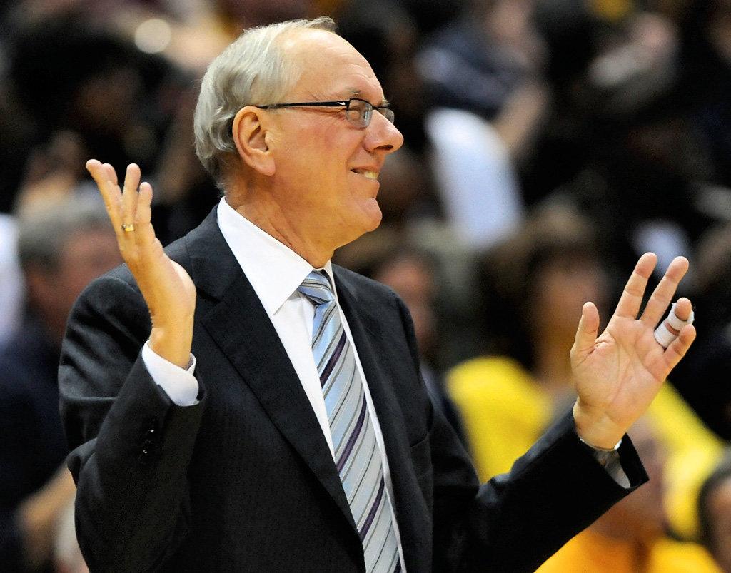 Coach Jim Boeheim