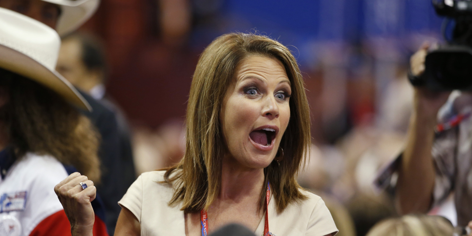 Michele Bachmann Speaks Out