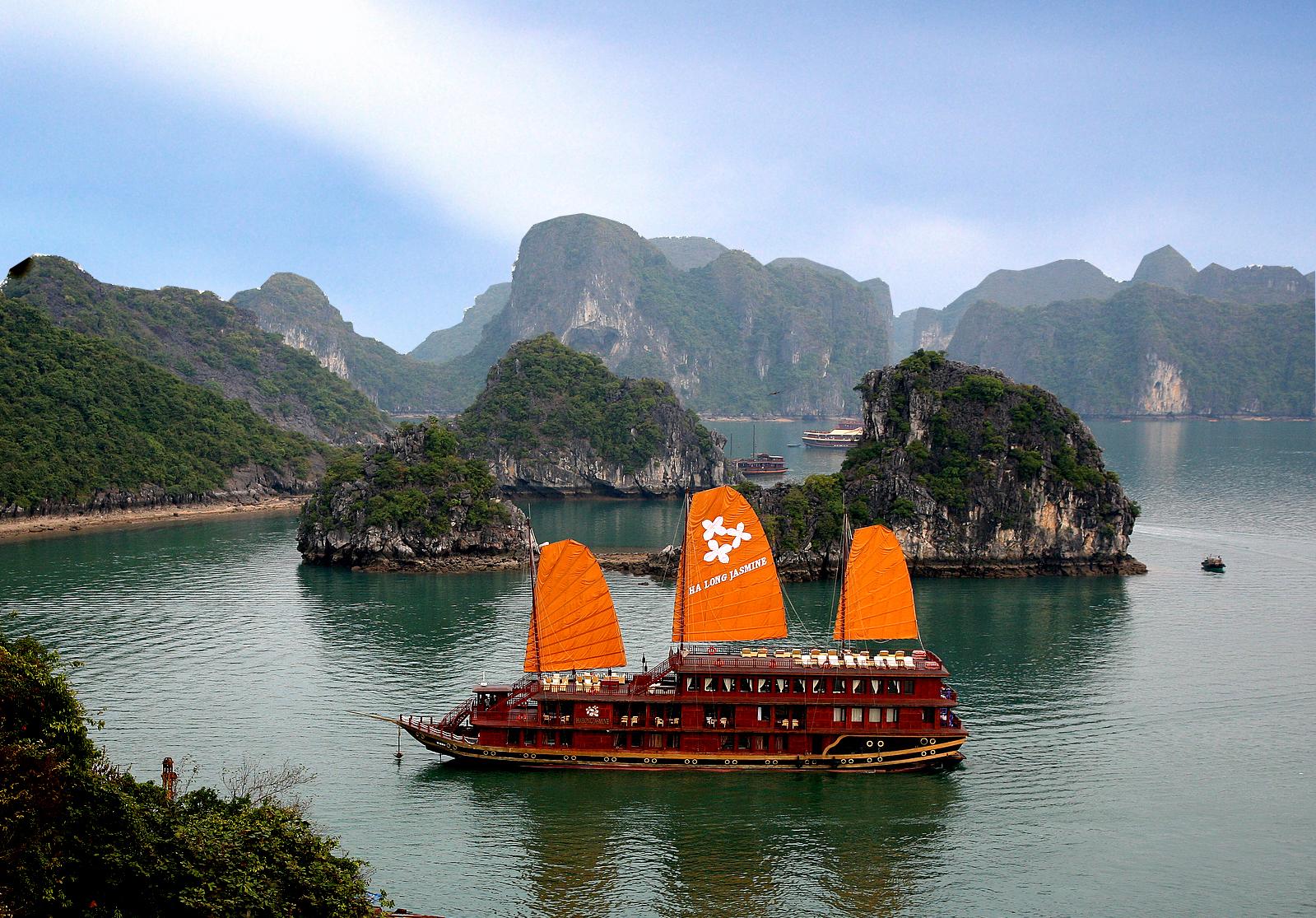Visiting Vietnam…