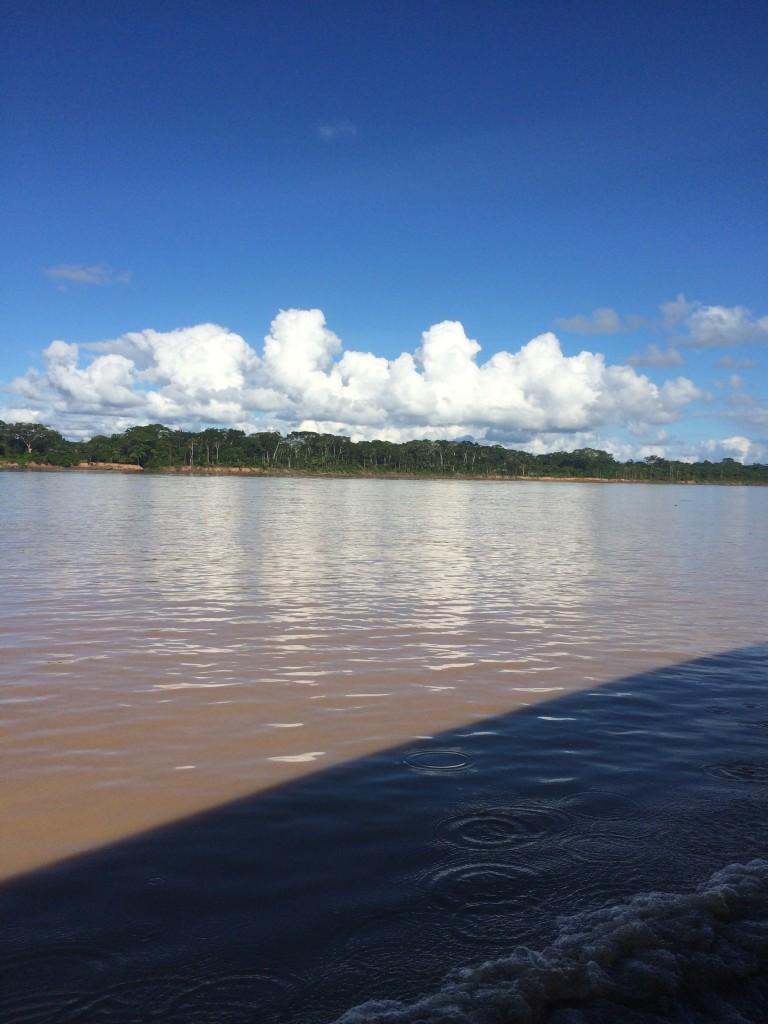 Amazonian Heat Wave…