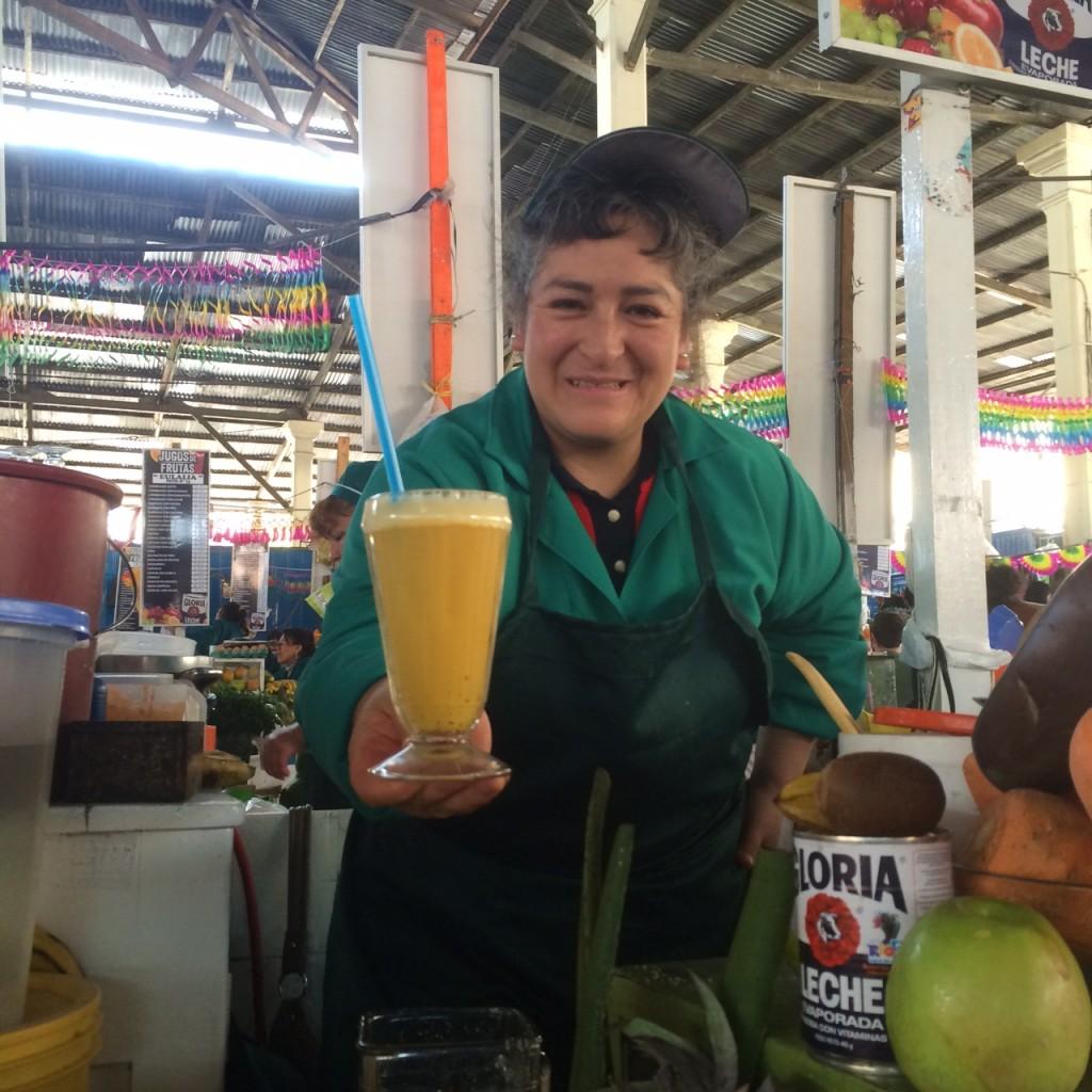 Rocio's Juice Bar