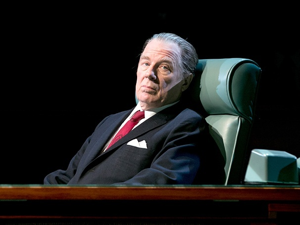 Michael McKean as J. Edgar Hoover