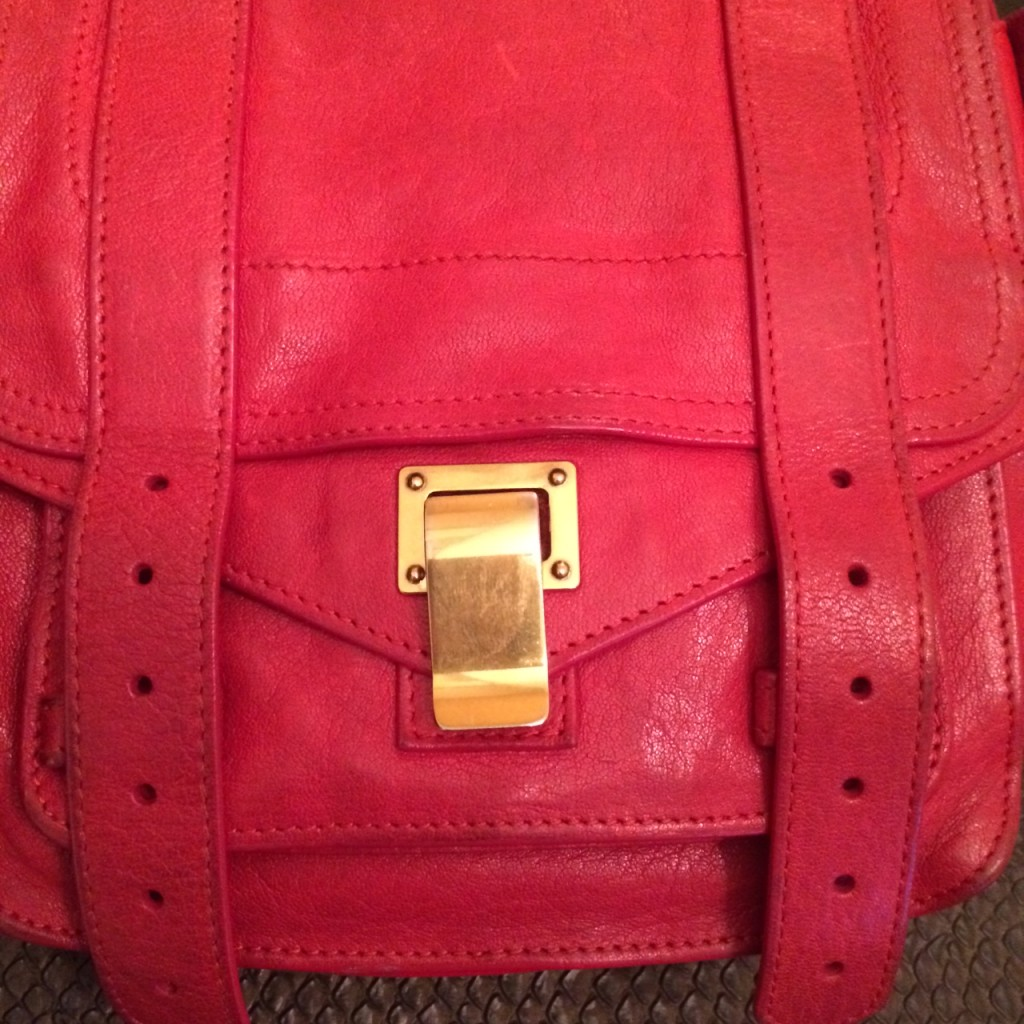 Red Proenza Schouler Crossbody