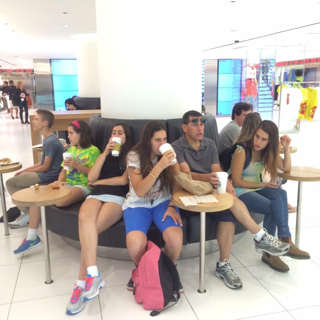 Uniglo Starbucks
