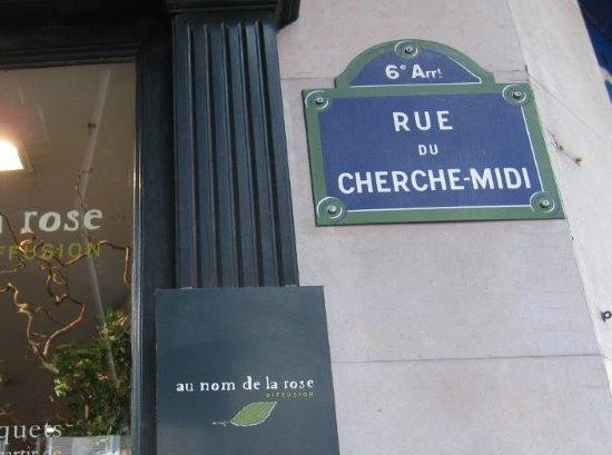 2 RUE DU CHERCHE-MIDI