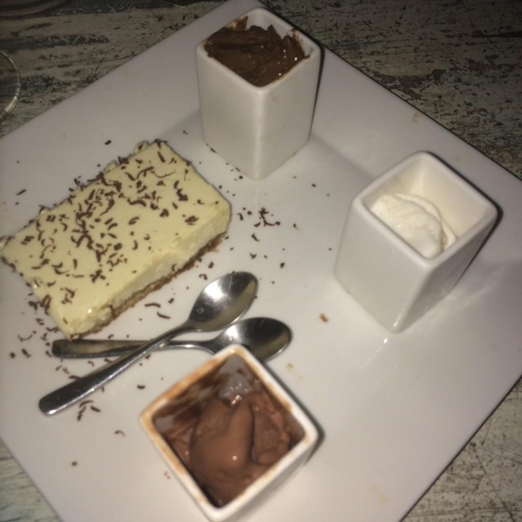 dessert posada