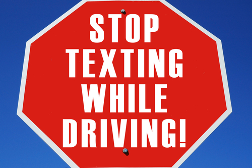theres no surviving if texting while driving Text while driving a virginia tech transportation institute study of commercial drivers revealed that texting while driving was the riskiest type of driver distraction, making drivers 23 times more likely of getting into a safety-critical event (virginia tech transportation institute 2009.