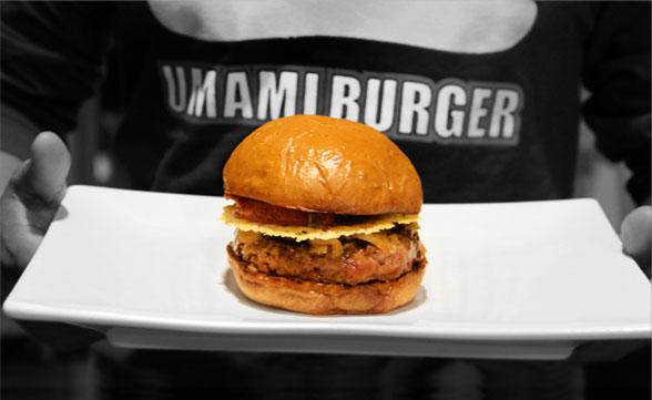 Umami Burger Is SENSational…