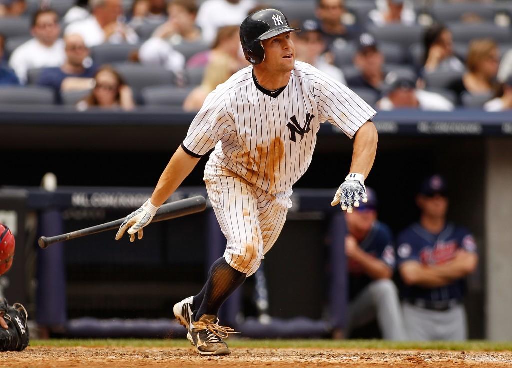 NY Yankee Brett Gardner