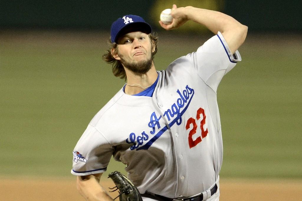 LA Dodger, Clayton Kershaw