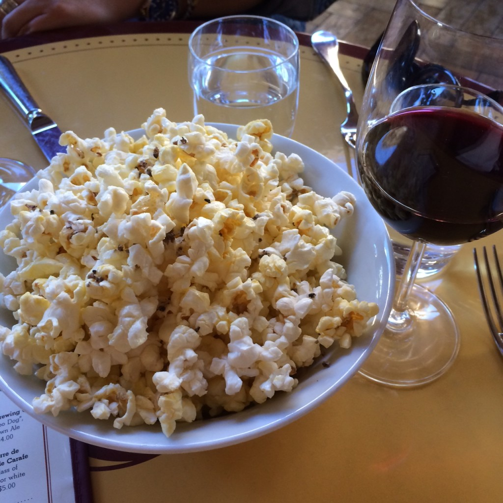 Bouchon's Truffle Popcorn