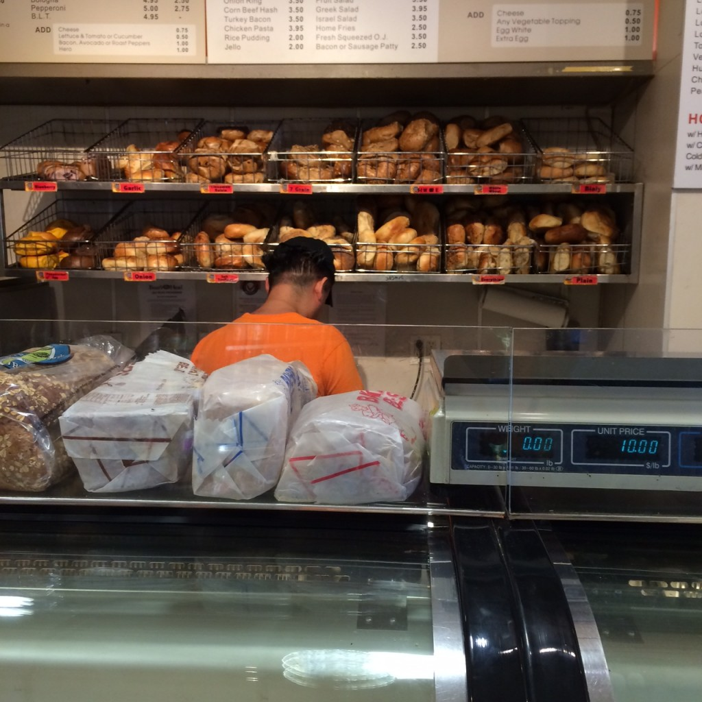 NY Bagel Shop