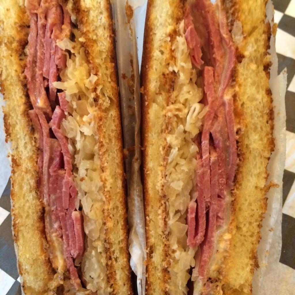 Court Street Reuben Sandwich