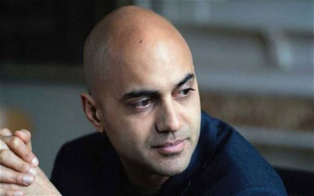 Ayad Akhtar, Playwright photo: telegraph.co.uk