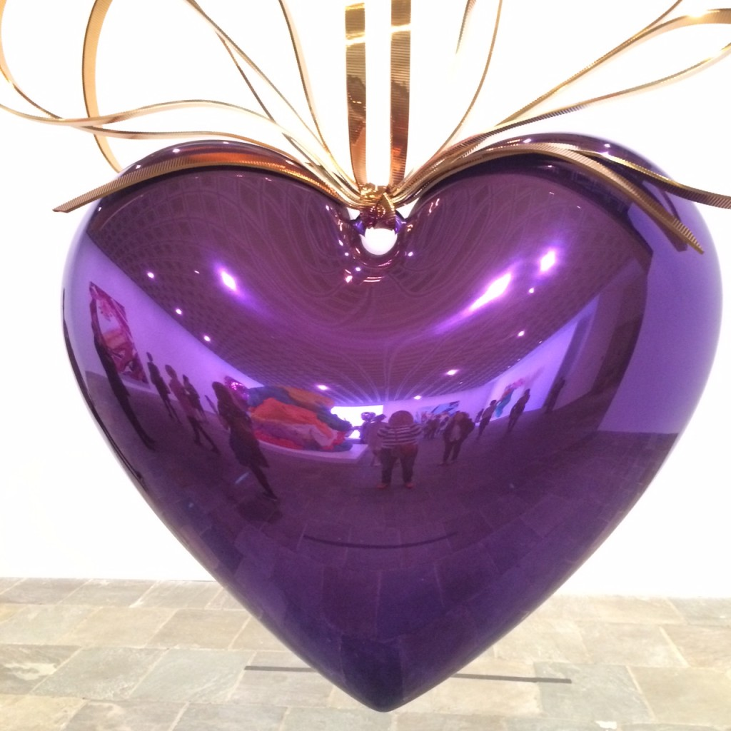 Jeff Koon Heart
