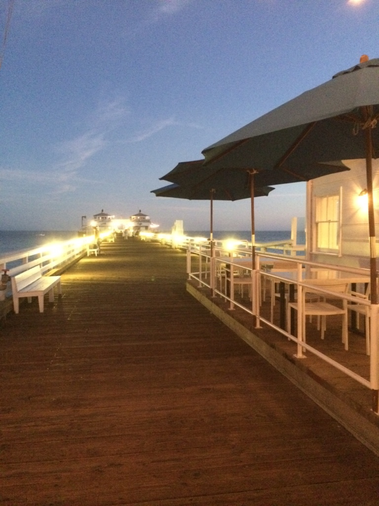 Makin' Waves At Malibu Pier…