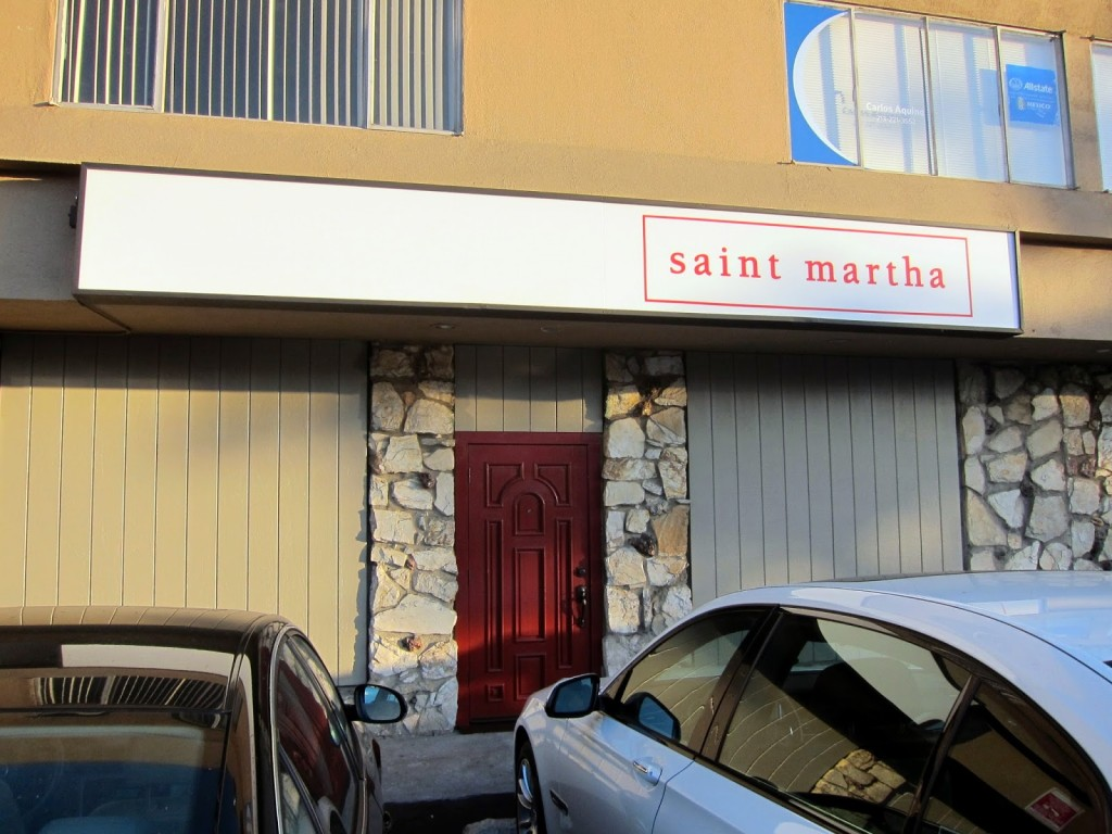 Saint Martha Restaurant