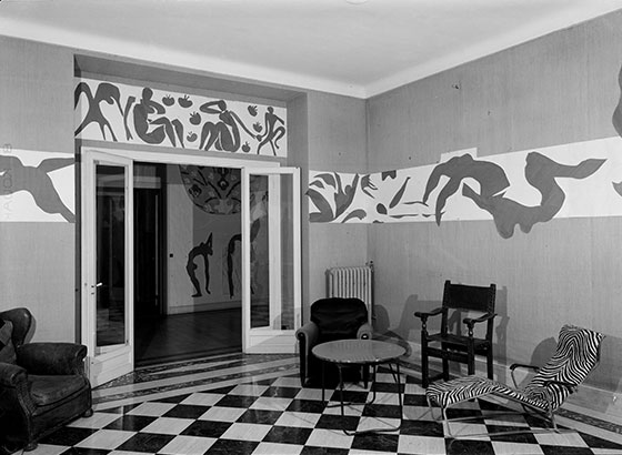 Matisse's Dining Room