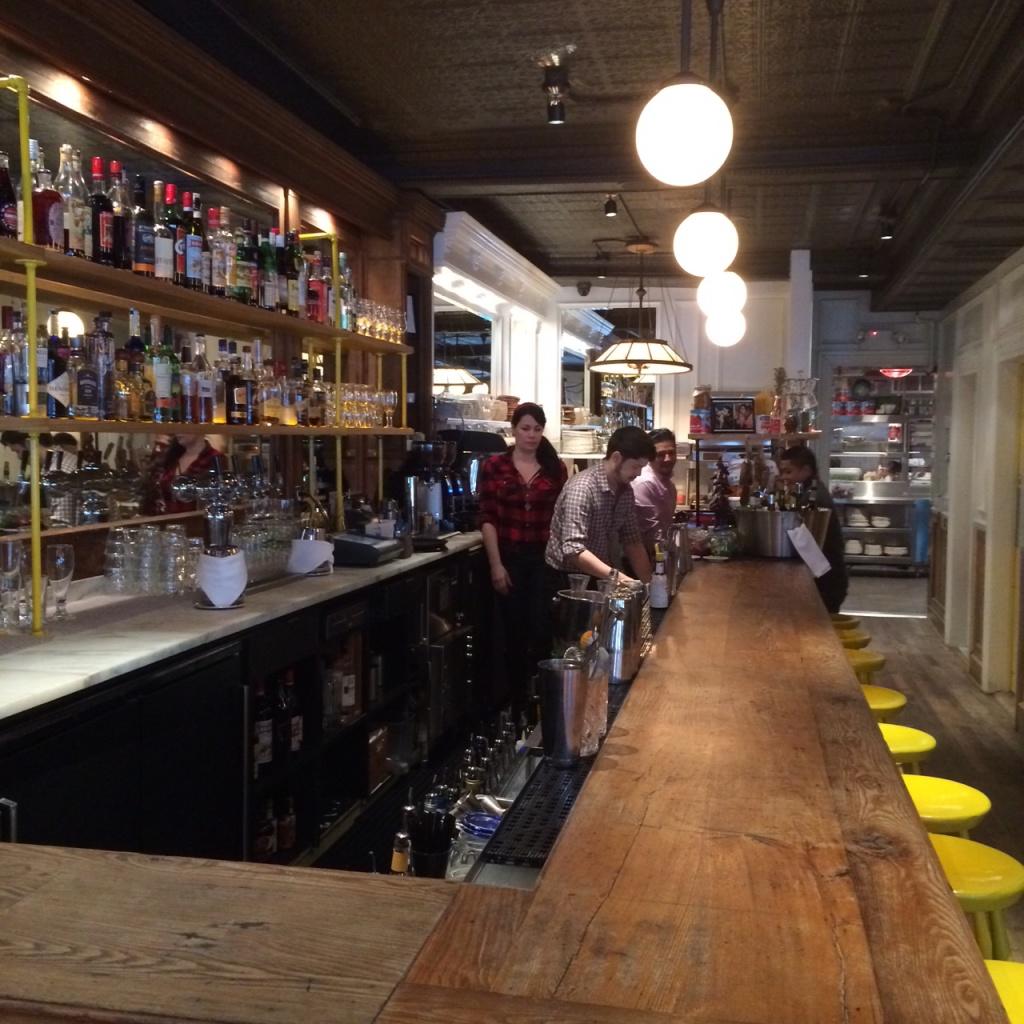 Bar Primi Downstairs