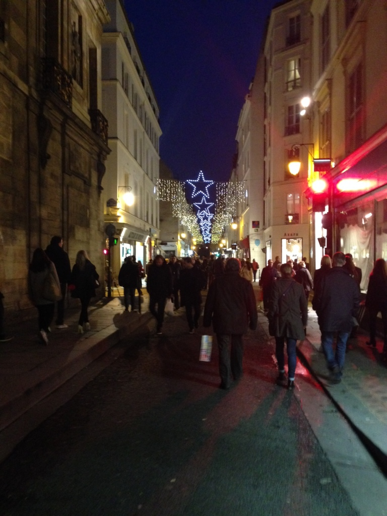 Marais Holiday Lights
