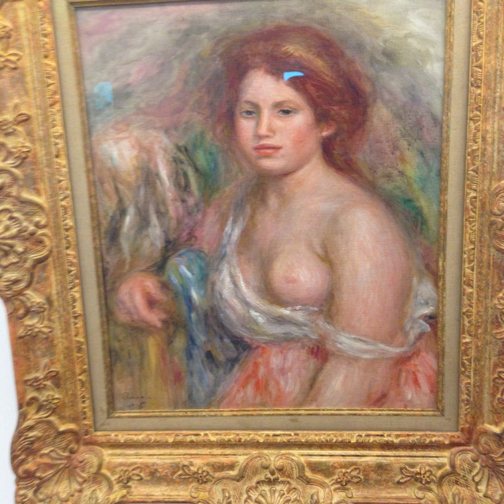 Pierre-Auguste Renoir-Picasso Private Collection