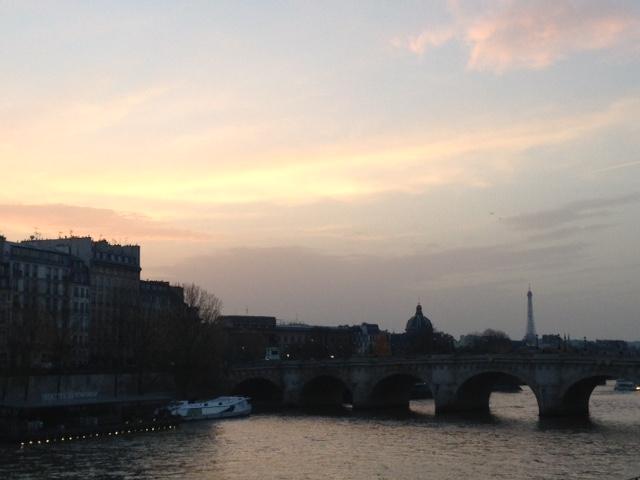 Bonjour Paris…