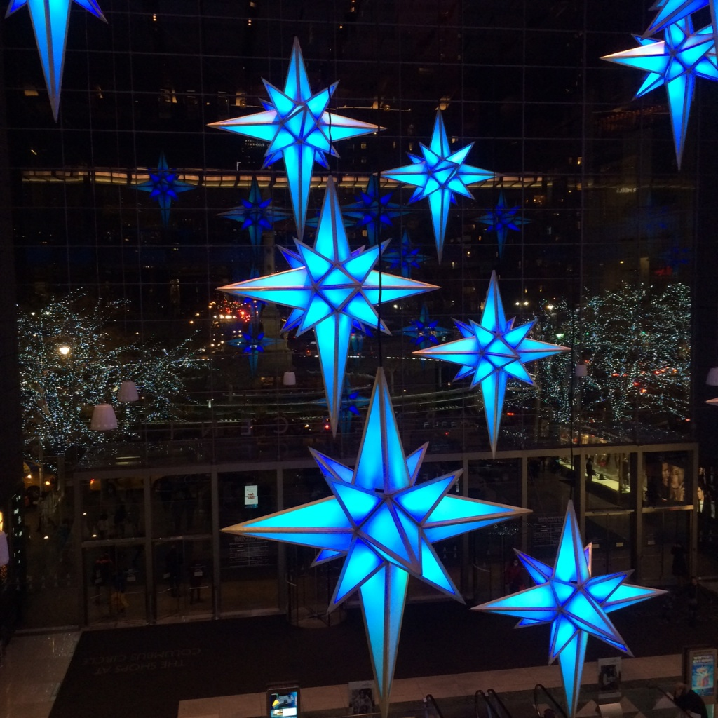 Time Warner Center at Columbus Circle