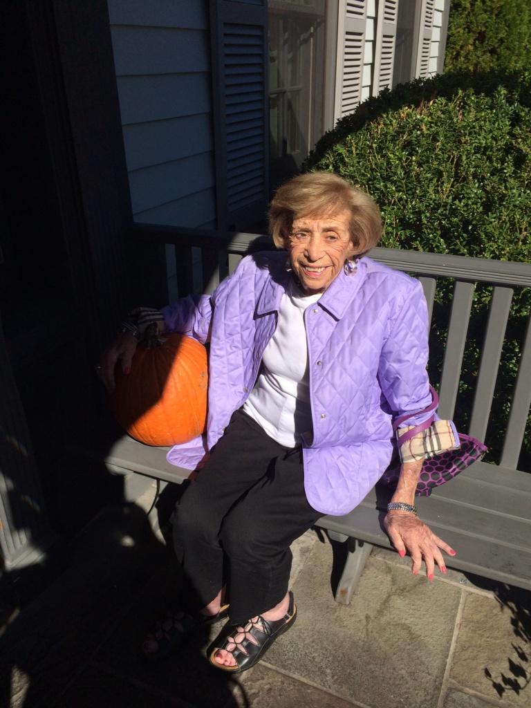 Eunice pumpkin