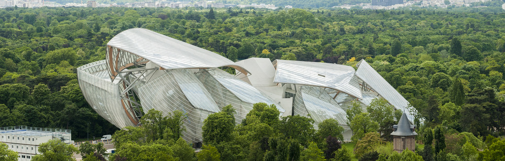La Fondation Louis Vuitton