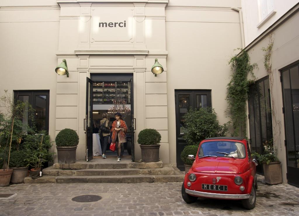 Merci Store, Paris