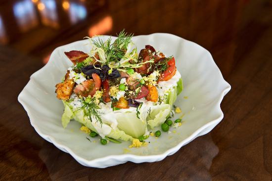 Baby Iceberg Salad