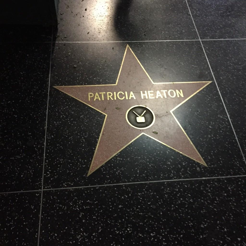Patricia Heaton's Star