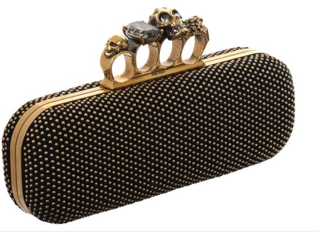 Alexander McQueen Knucke Bag