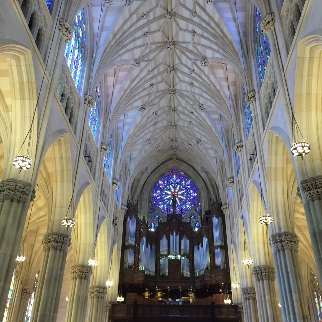 Interior, St. Patrick's
