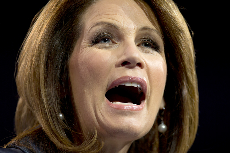 Michele Bachmann   photo:salon.com
