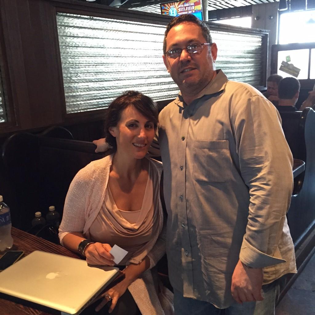 Michele Simonte & Abbey Schwartz