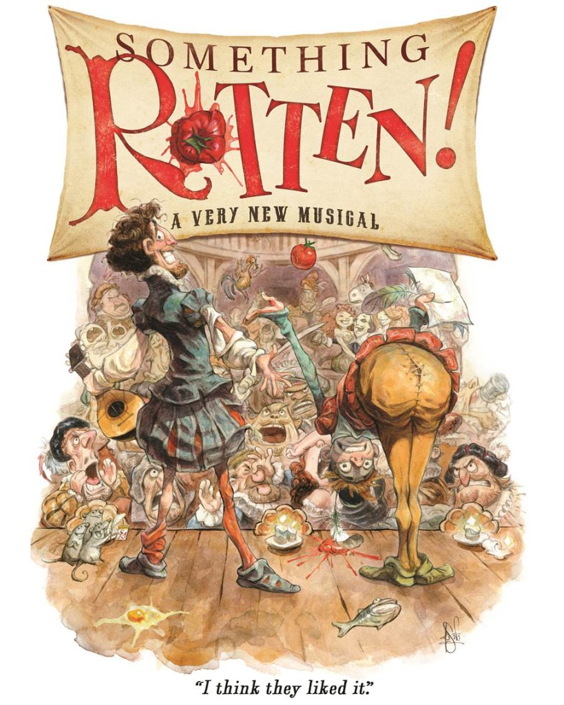 Something Rotten  photo:culturalist.com