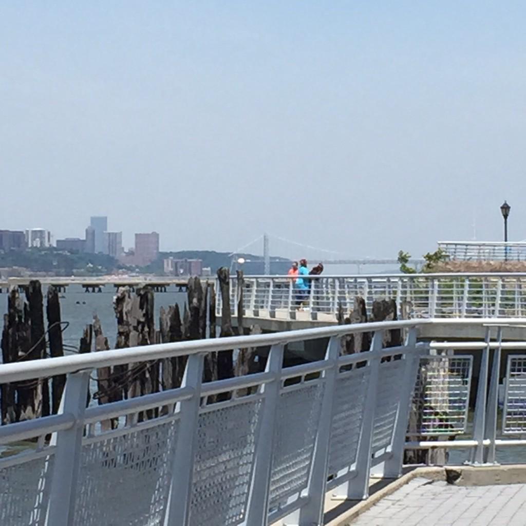 Hudson River Bike Pathway