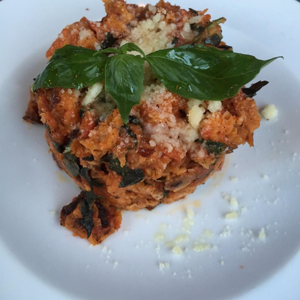 Tomato & Bread Tartare