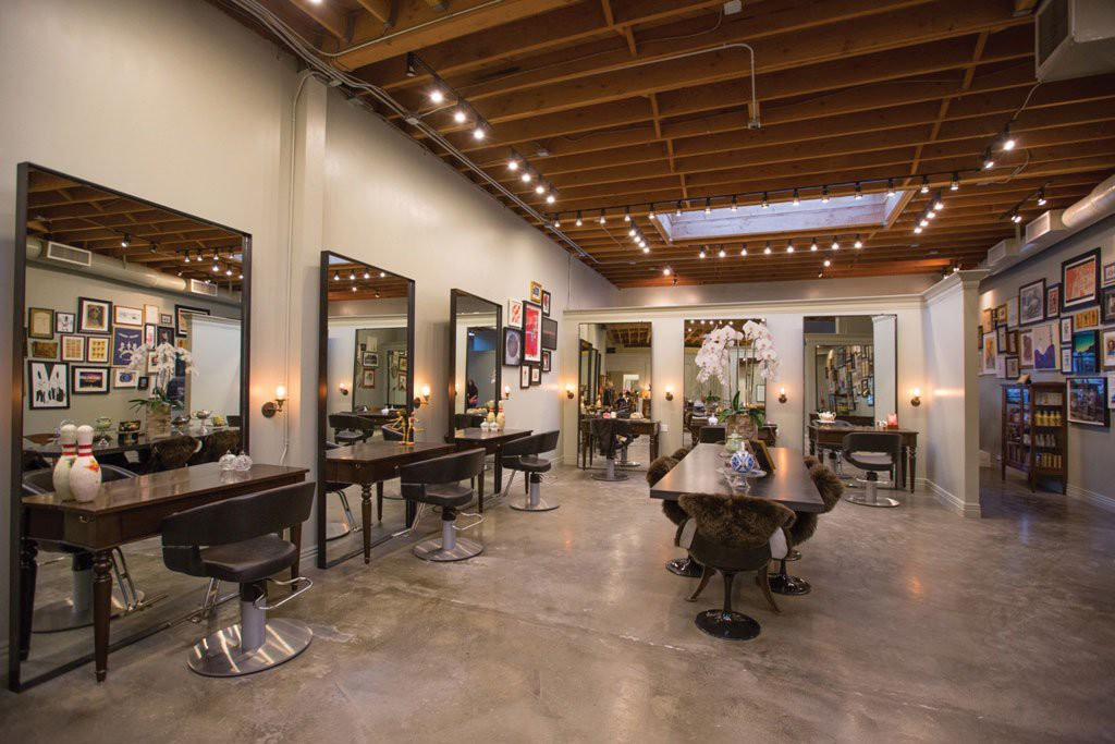 Salon Benjamin, West Hollywood