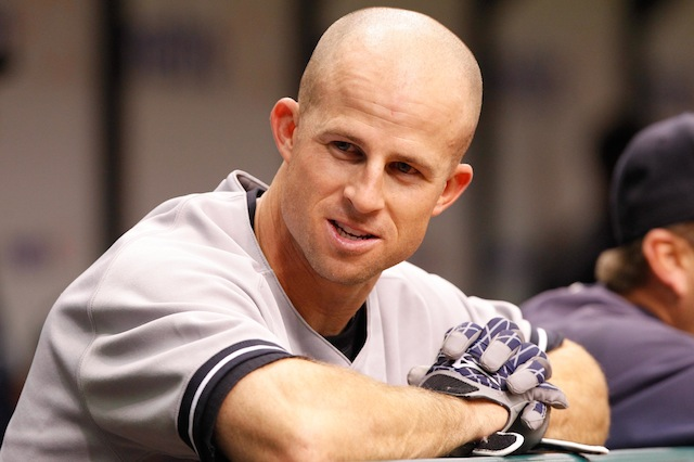 NY Yankee, Brett Gardner photo:Kim Klement-USA TODAY Sports