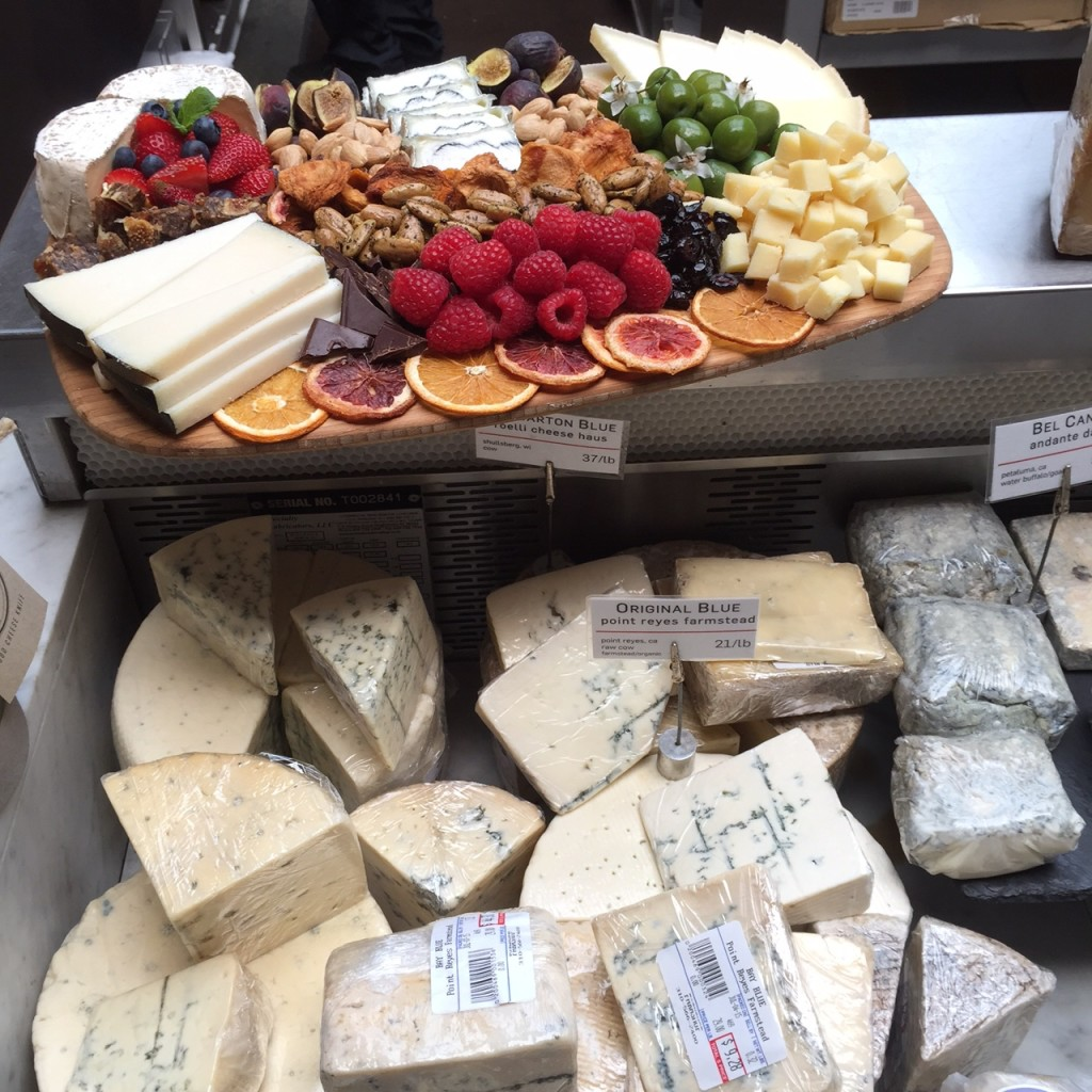 The Farm Shop Cheeses
