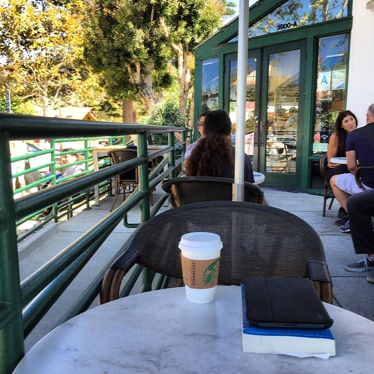 Malibu Starbucks