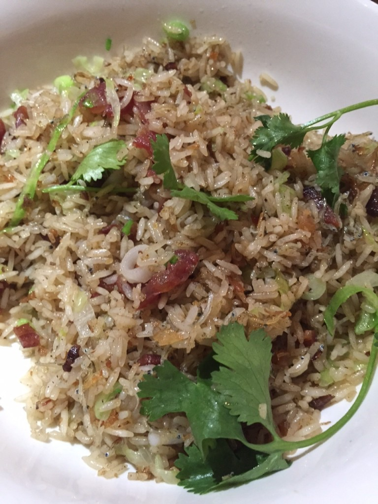 Charcuterie Fried Rice