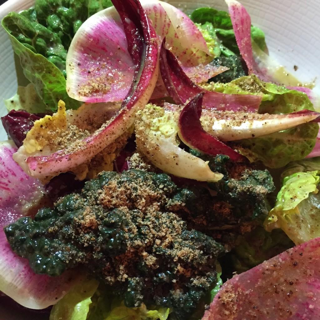 5 Lettuce Caesar