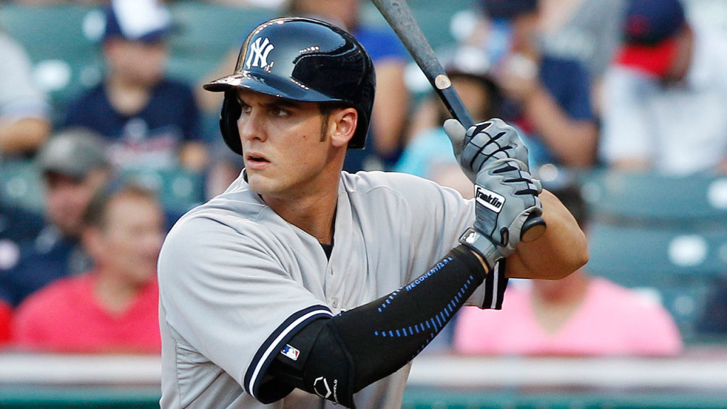 NY Yankee, Greg Bird  photo:thegreedypinstripe.com